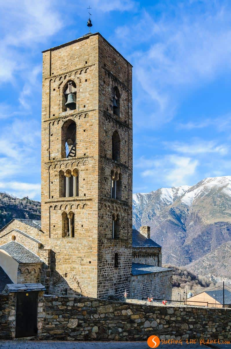 Natividad de Durro, Vall de Boí, Cataluña | La ruta románica por la Vall de Boí