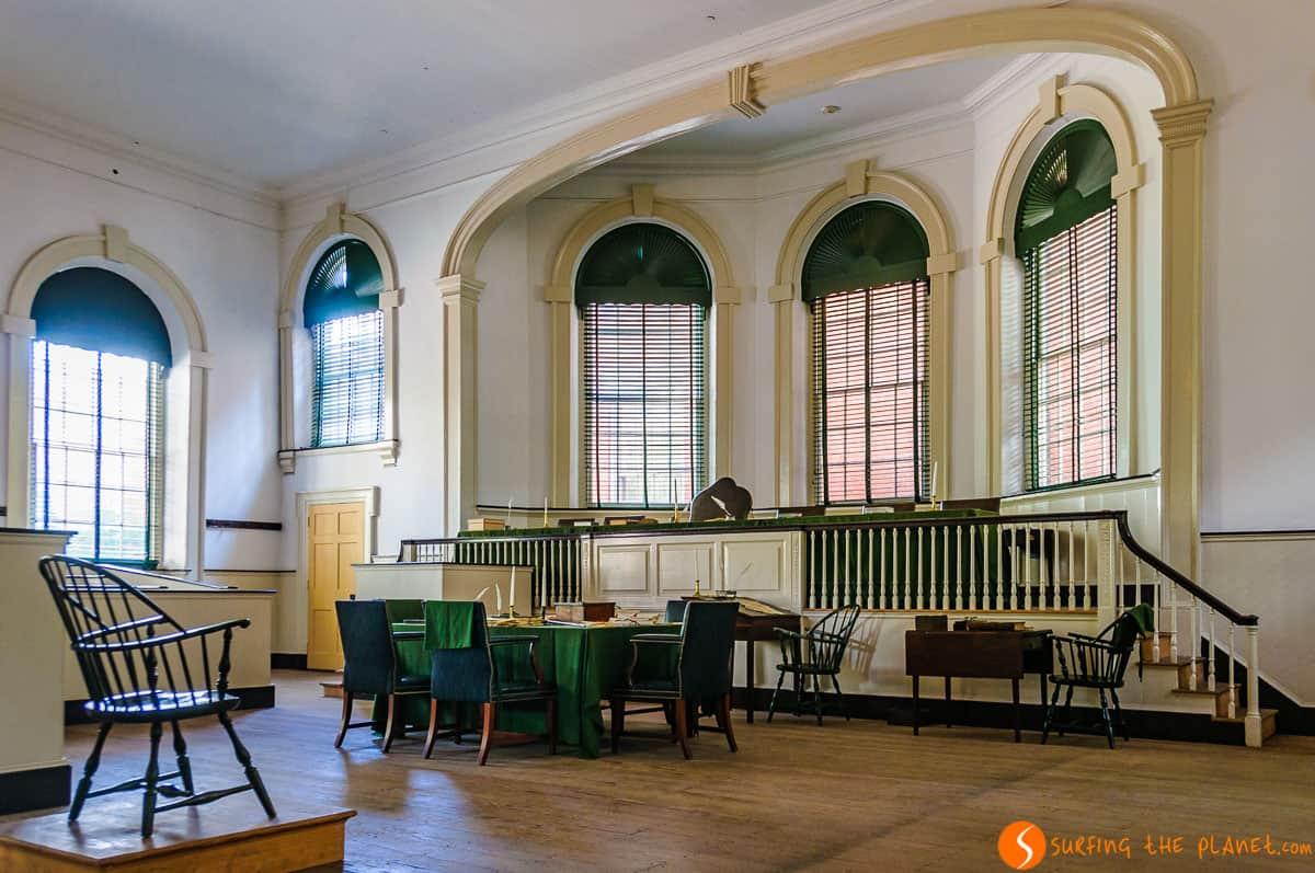 Old City Hall, Filadelfia, Estados Unidos