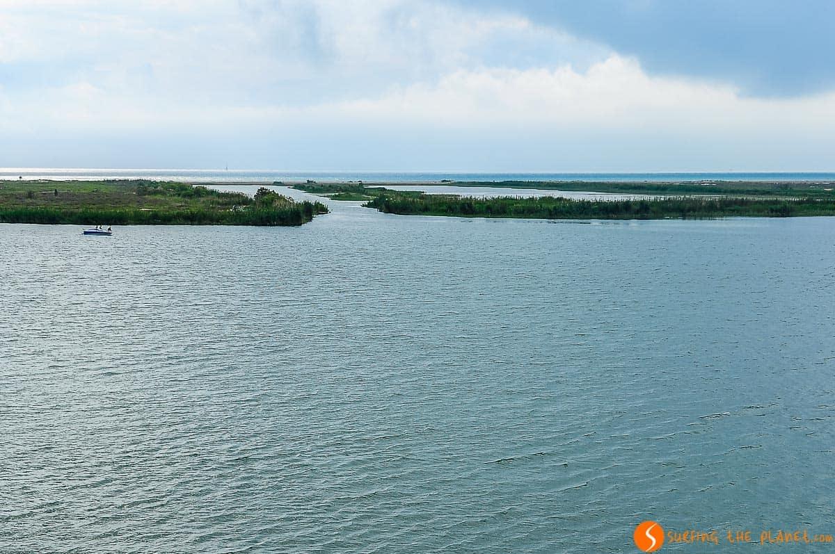 Paseo en barco, Delta del Ebro, Cataluña | 10 Cosas imprescindibles que ver y hacer en el Delta del Ebro