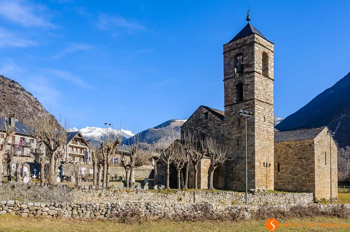 Sant Feliu de Barruera, Vall de Boí, Cataluña