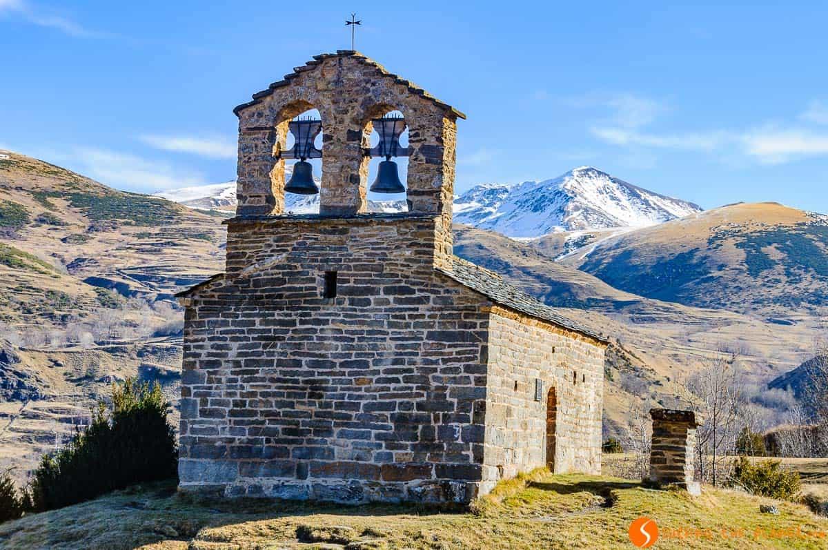 Sant Quirc de Durro, Vall de Boí, Cataluña