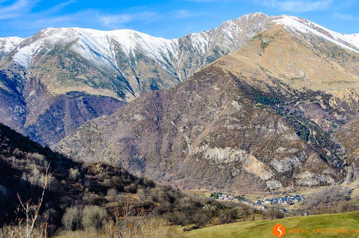 Vistas, Vall de Boí, Cataluña | Qué ver y hacer en Vall de Boí