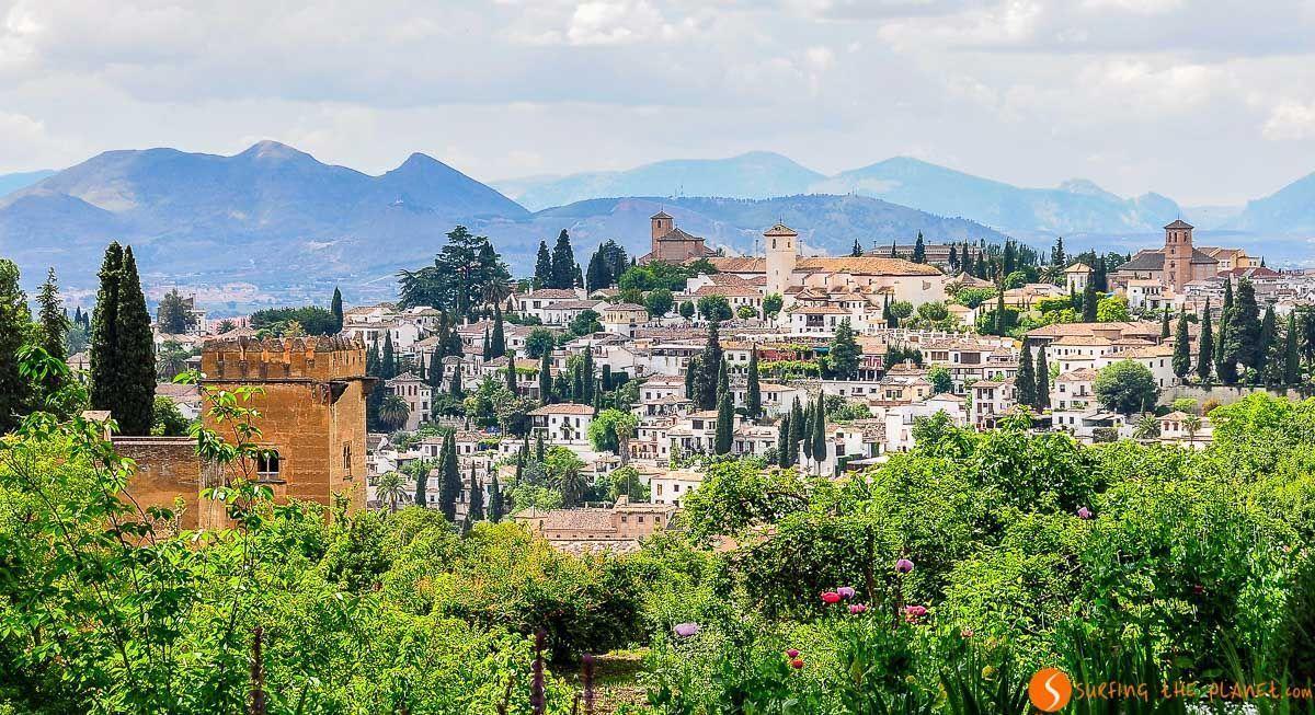 Albaicín, Granada, España | Los mejores tours gratis en español