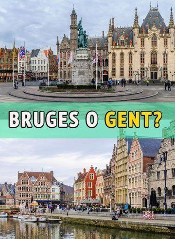 Bruges o Gent, Belgio
