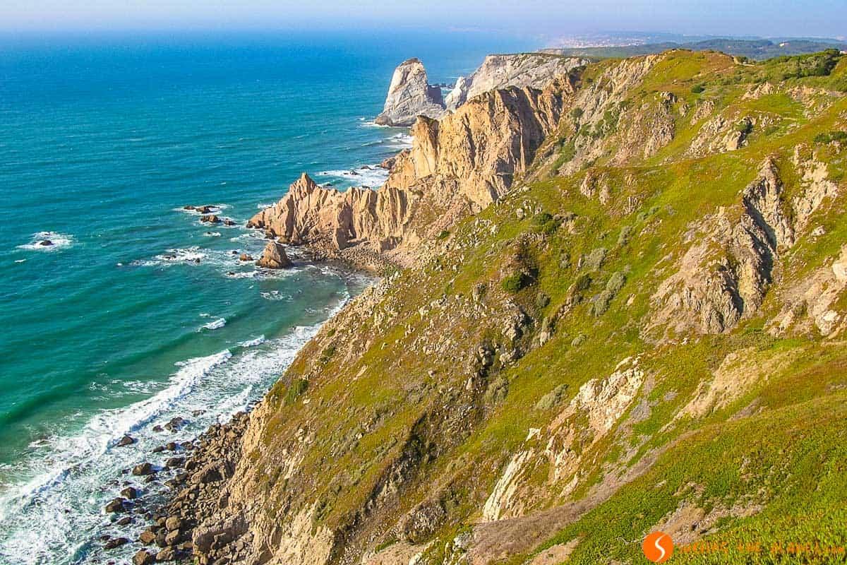 Cabo de Roca, Excursión desde Lisboa, Portugal
