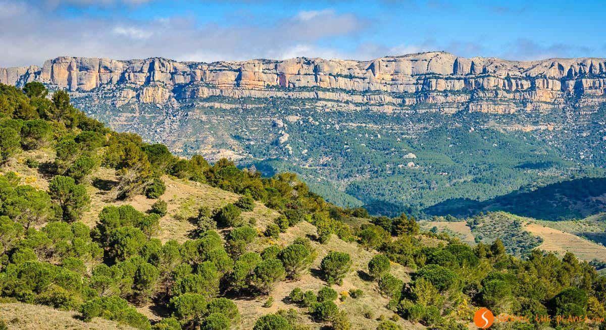 Sierra de Montsant, Cataluña