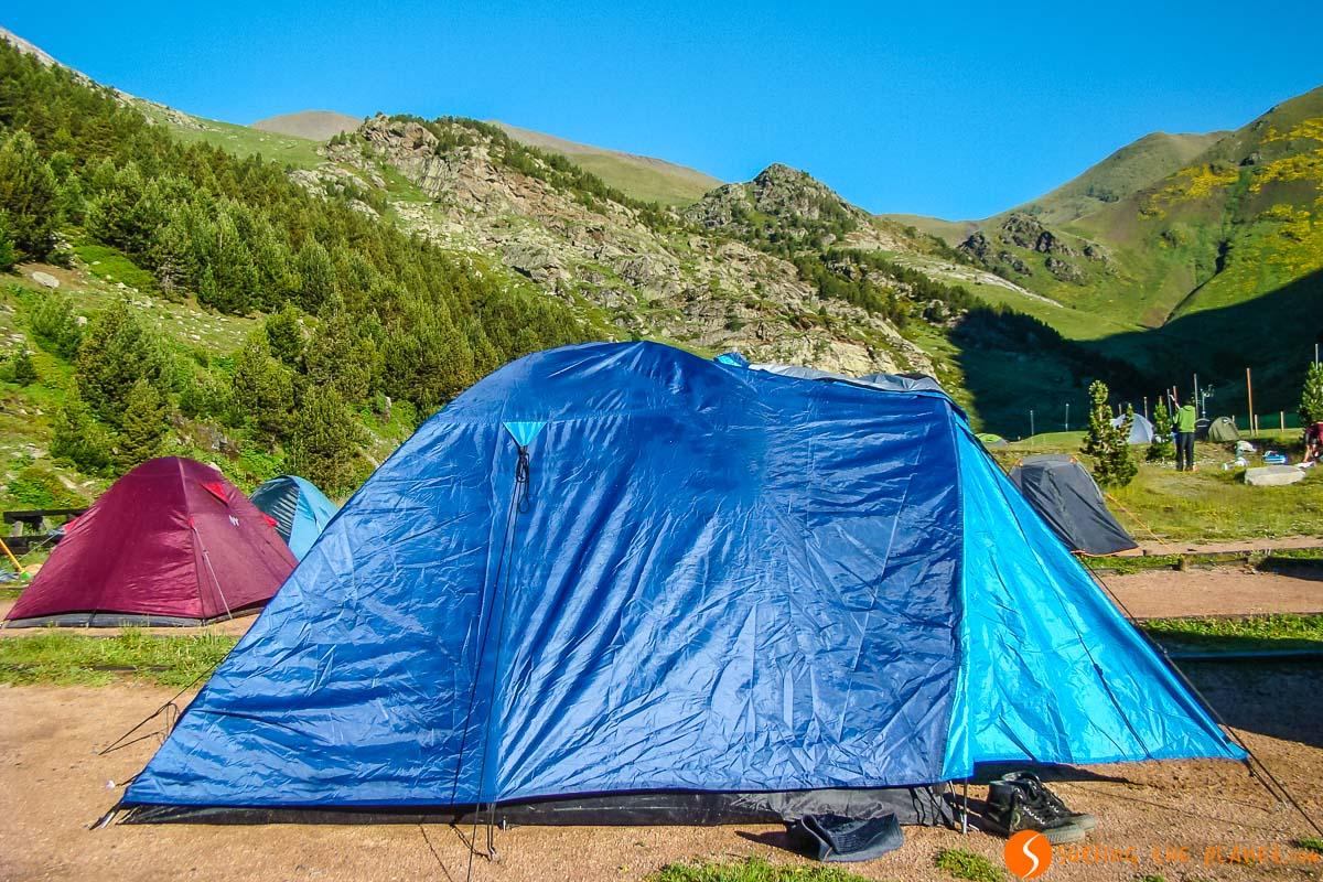 Camping, Vall de Núria, Cataluña, España | Dónde dormir en Vall de Núria