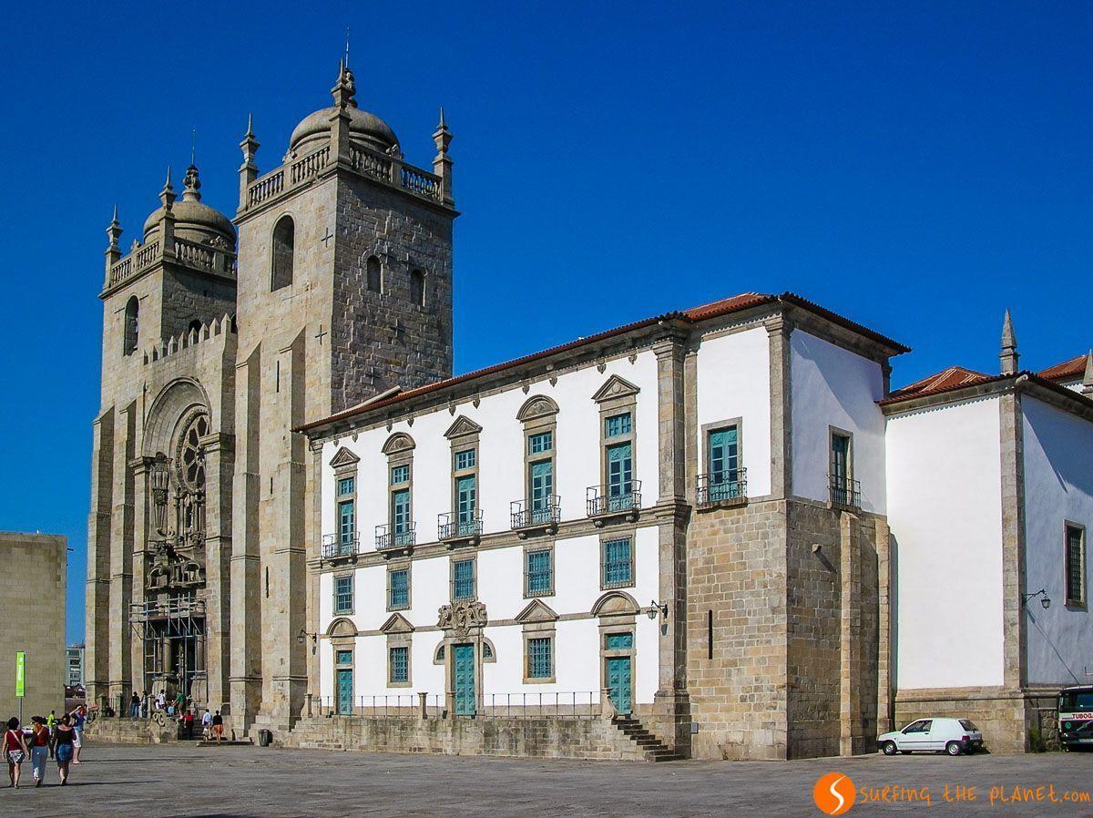 Catedral La Sé, Oporto, Portugal