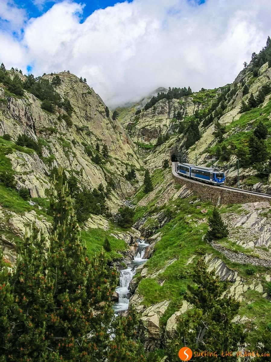 1. Queralbs - Valle de Nuria