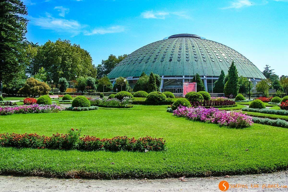 Jardín del Palacio de Cristal, Oporto, Portugal | Qué ver en Oporto en 2 días