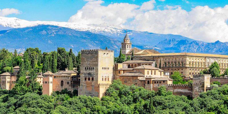Mirador de San Nicolás, Granada, España