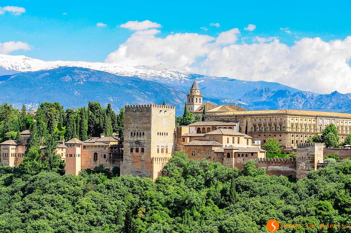 Mirador de San Nicolás, Granada, España | Los mejores free tours de Granada