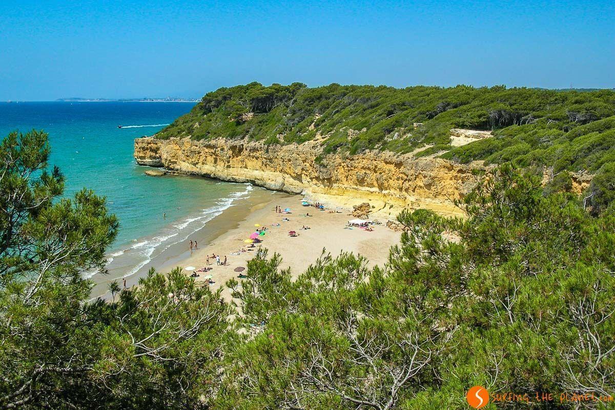 Playa Waikiki, Costa Dorada, Cataluña | Qué ver y hacer en la Provincia de Tarragona