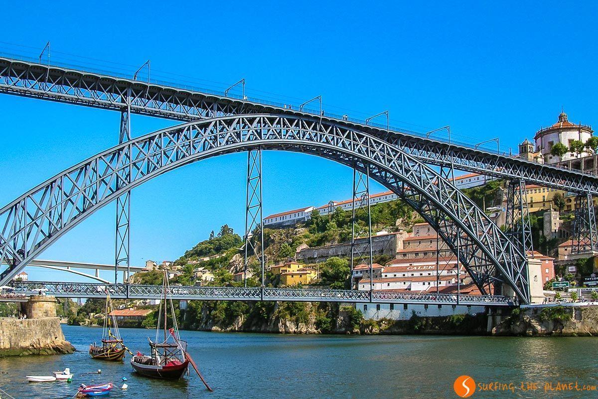 Puente de Don Luis I, Oporto, Portugal | Los mejores free tours de Oporto