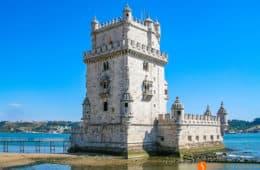 Torre de Belém, Lisboa, Portugal
