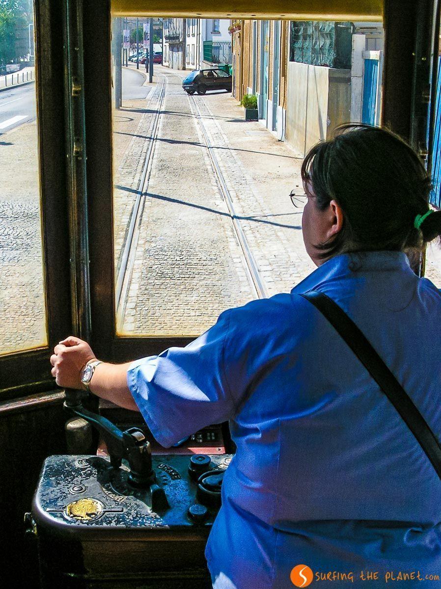 Tranvía antiguo, Oporto, Portugal | Qué visitar en Oporto en 2 días