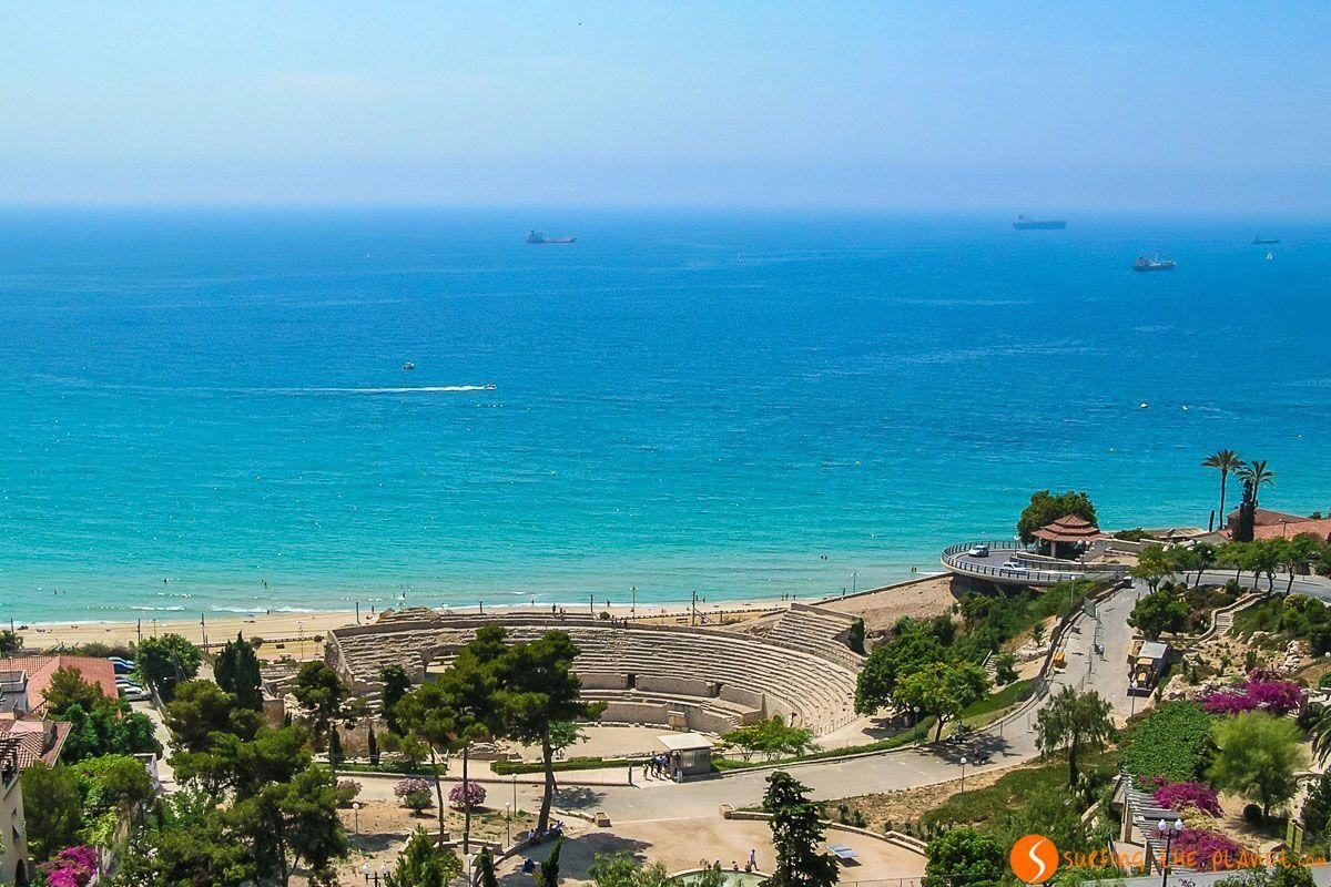 El Anfiteatro de Tarragona, Costa Dorada, Cataluña, España | Qué visitar en la Provincia de Tarragona