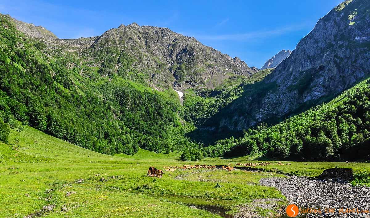 Artiga Lin, Valle de Arán, Cataluña, España