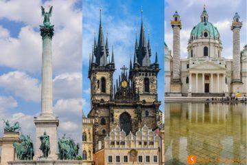 Visitar Budapest o Praga o Viena