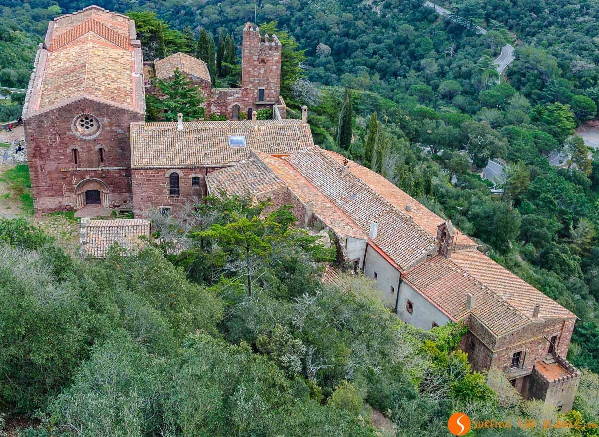 Castillo de Sant Miquel de Escornalbou, Costa Dorada, Cataluña, España | Qué ver en la Provincia de Tarragona