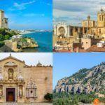 Viaje a la Costa Dorada - Qué ver en la Provincia de Tarragona