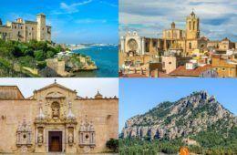 Qué ver en la Costa Dorada | Lo mejor que visitar en la Provincia de Tarragona