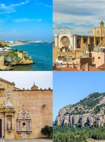 Qué ver en la Costa Dorada   Lo mejor que visitar en la Provincia de Tarragona