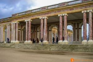 Palacio de Gran Trianón, Versalles, París, Francia