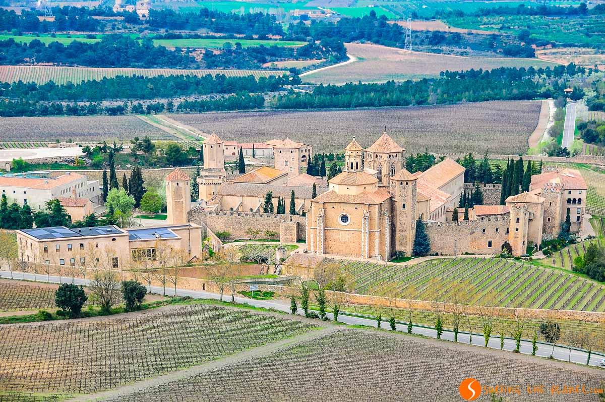 Monasterio de Poblet, Provincia de Tarragona, Cataluña, España | Qué visitar en la Costa Dorada