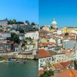 Visit Porto or Lisbon - Which of these Portuguese cities should you choose?