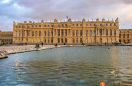 Palacio de Versalles, París, Francia
