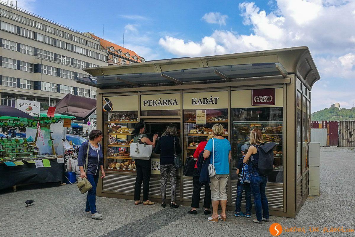 Panadería, Praga, República Checa