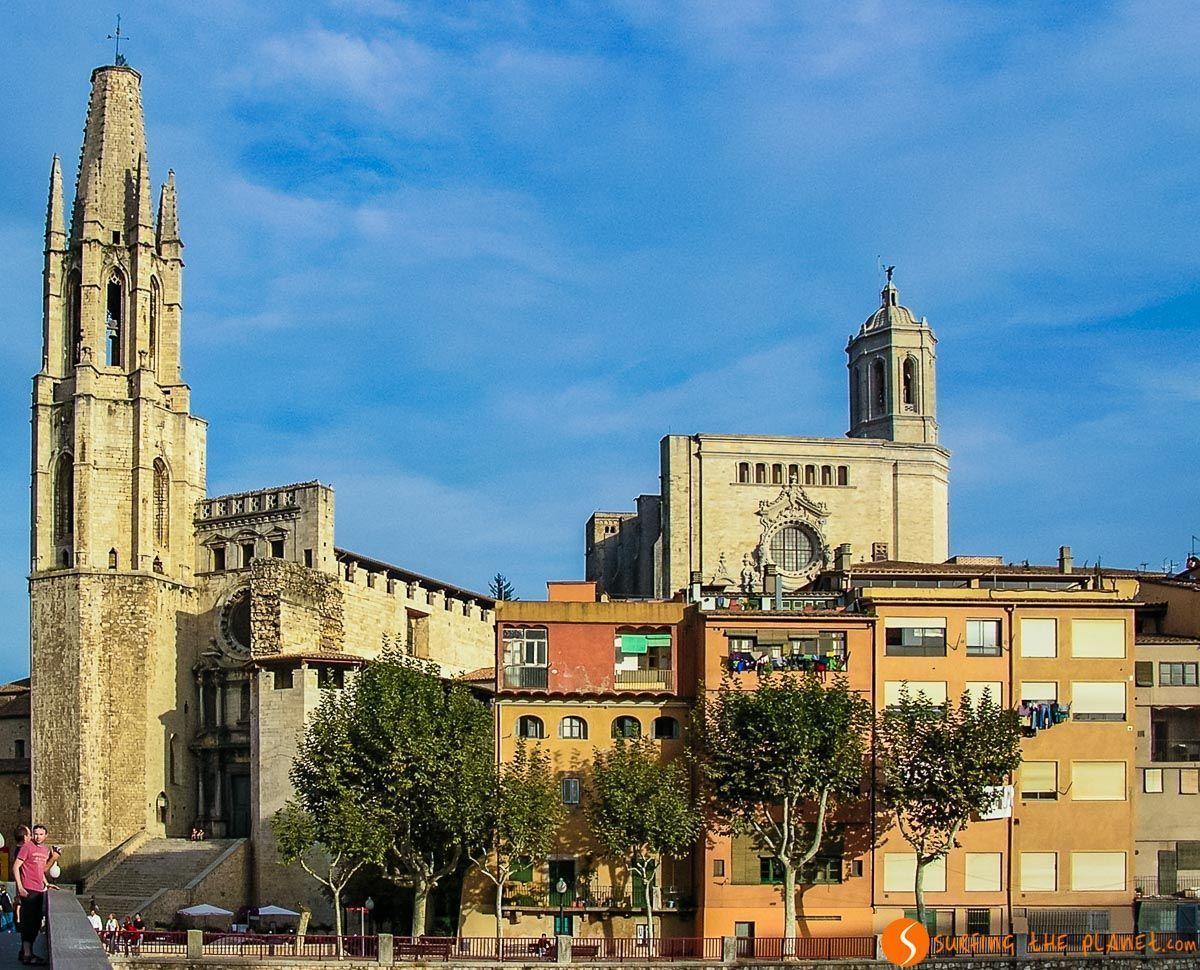 Basílica Sant Feliu, Girona, Cataluña, España | Qué hacer en Girona en 1 día