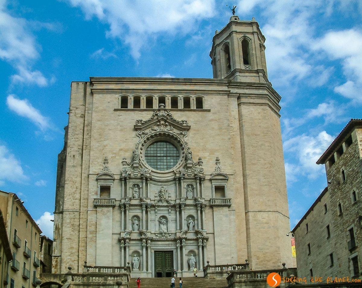 Catedral de Santa María, Girona, Cataluña, España