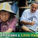 Qué visitar en los barrios de Nueva York - Chinatown y Little Italy