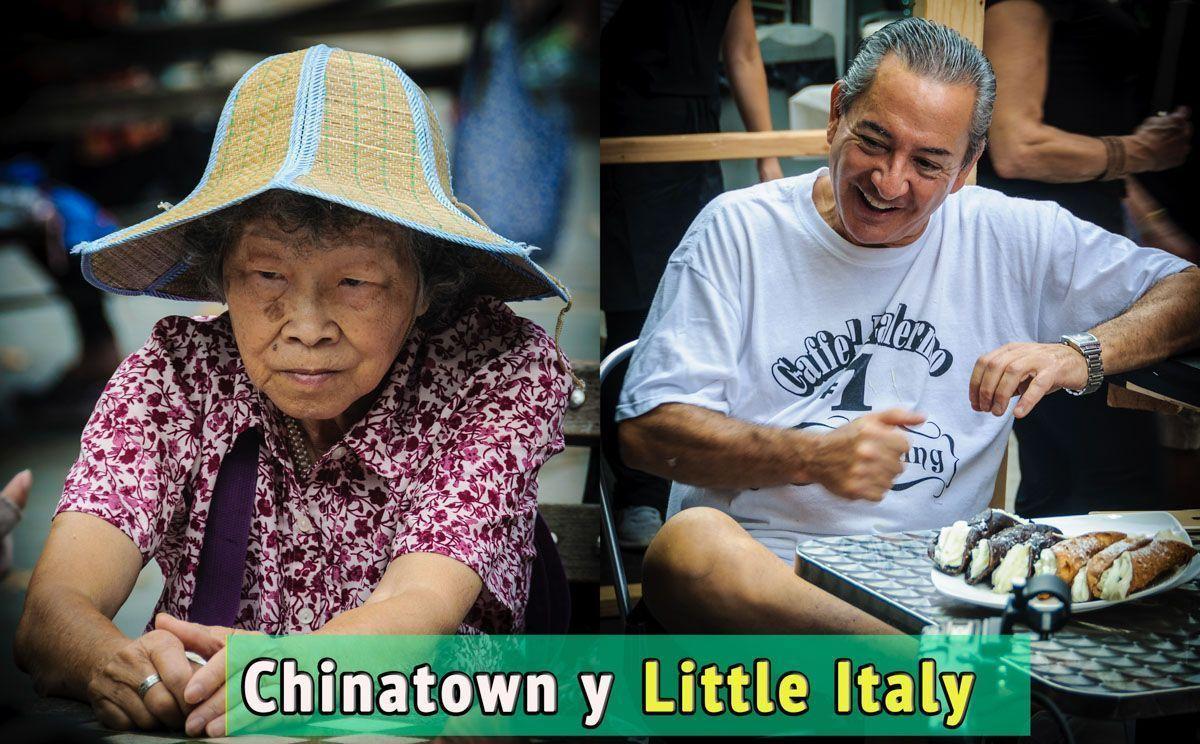 Little Italy y Chinatown, Nueva York, Estados Unidos | Qué ver y hacer en Chinatown y Little Italy