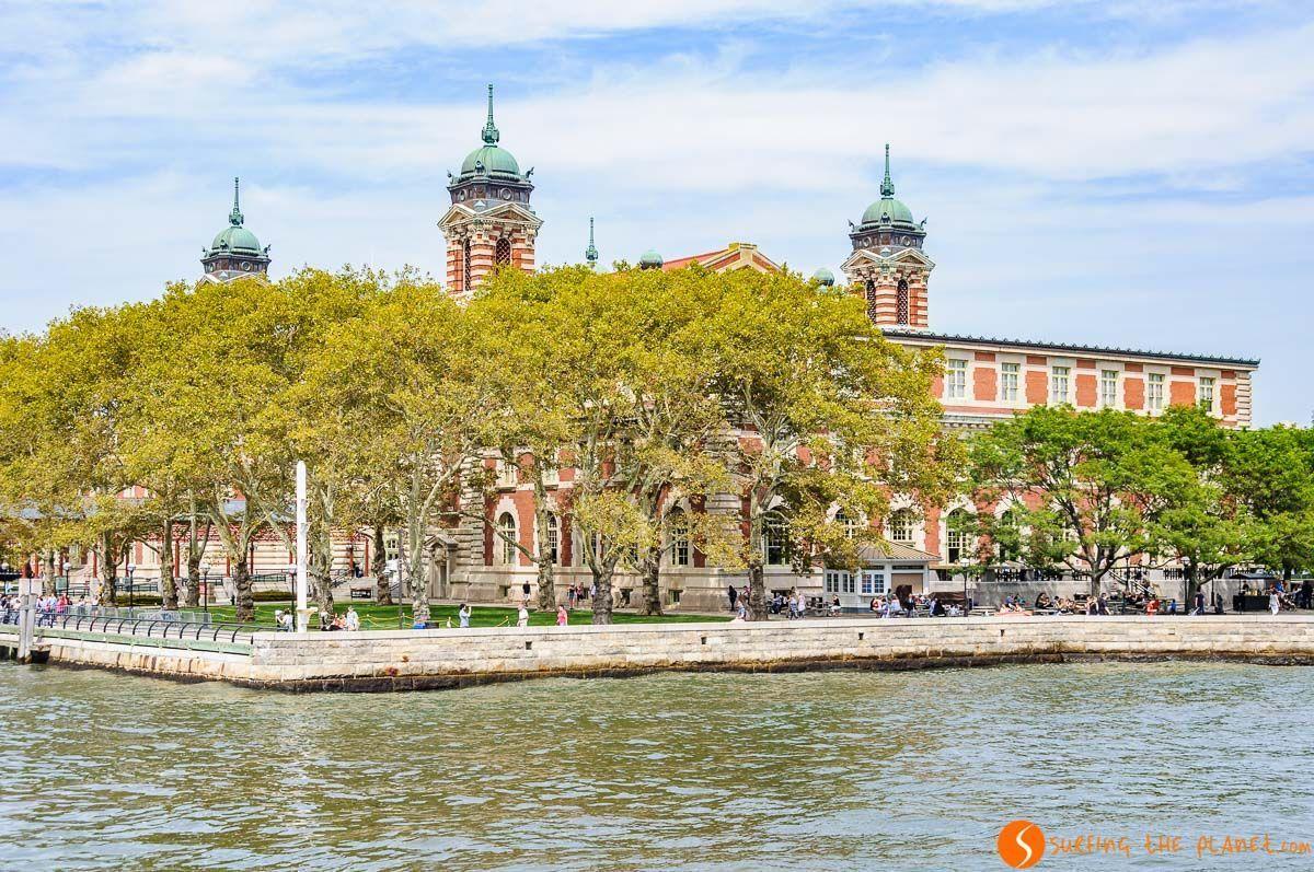 Ellis Island, Nueva York, Estados Unidos