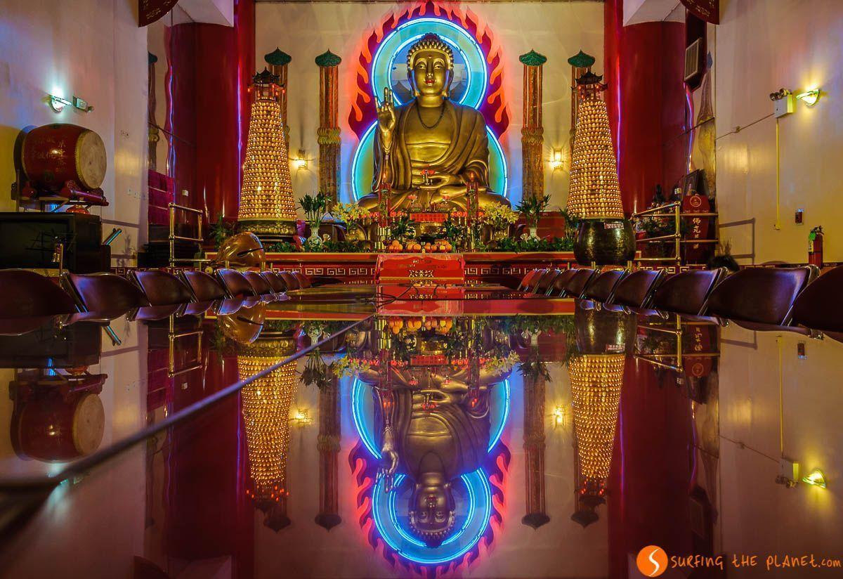 Mahayana Buddhist Temple, Chinatown, Nueva York, Estados Unidos | Qué hacer en Chinatown Manhattan