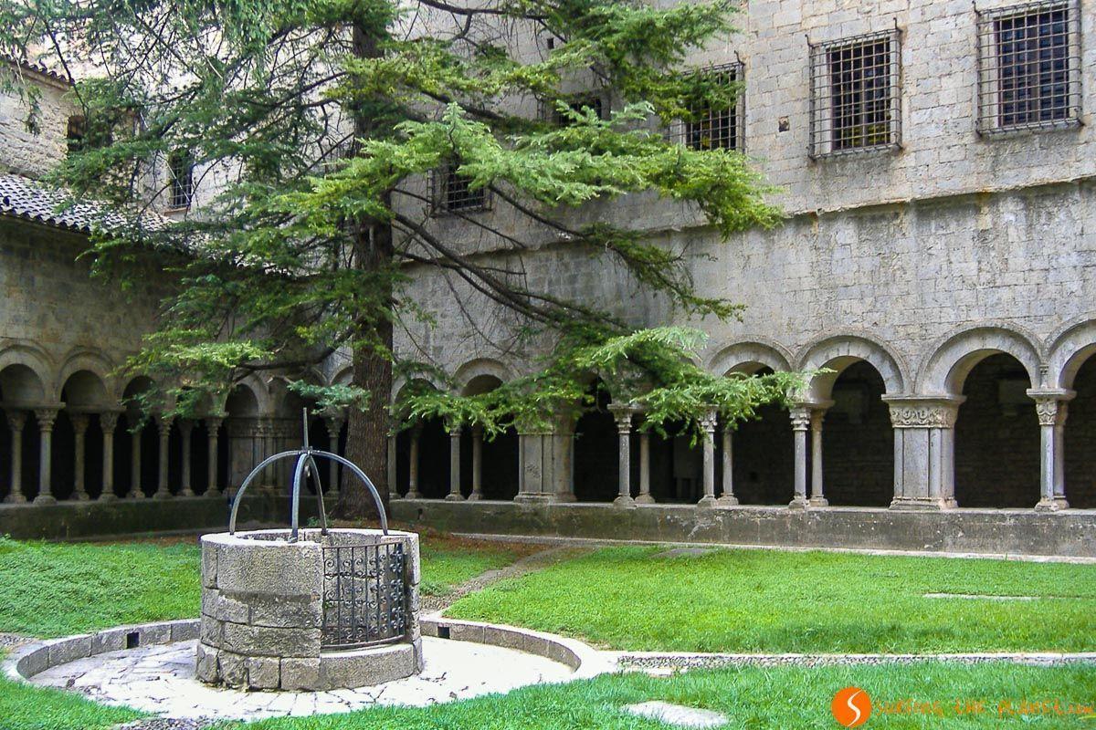 Monasterio de Sant Pere Galligants, Girona, Cataluña, España