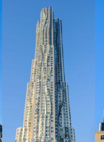 Rascacielos, Lower Manhattan, Nueva York, Estados Unidos