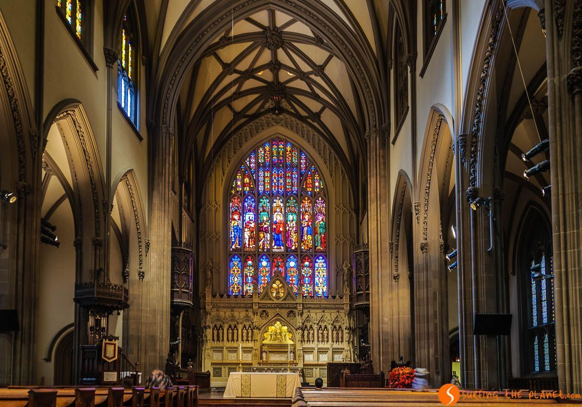 Trinity Church, Lower Manhattan, Nueva York, Estados Unidos
