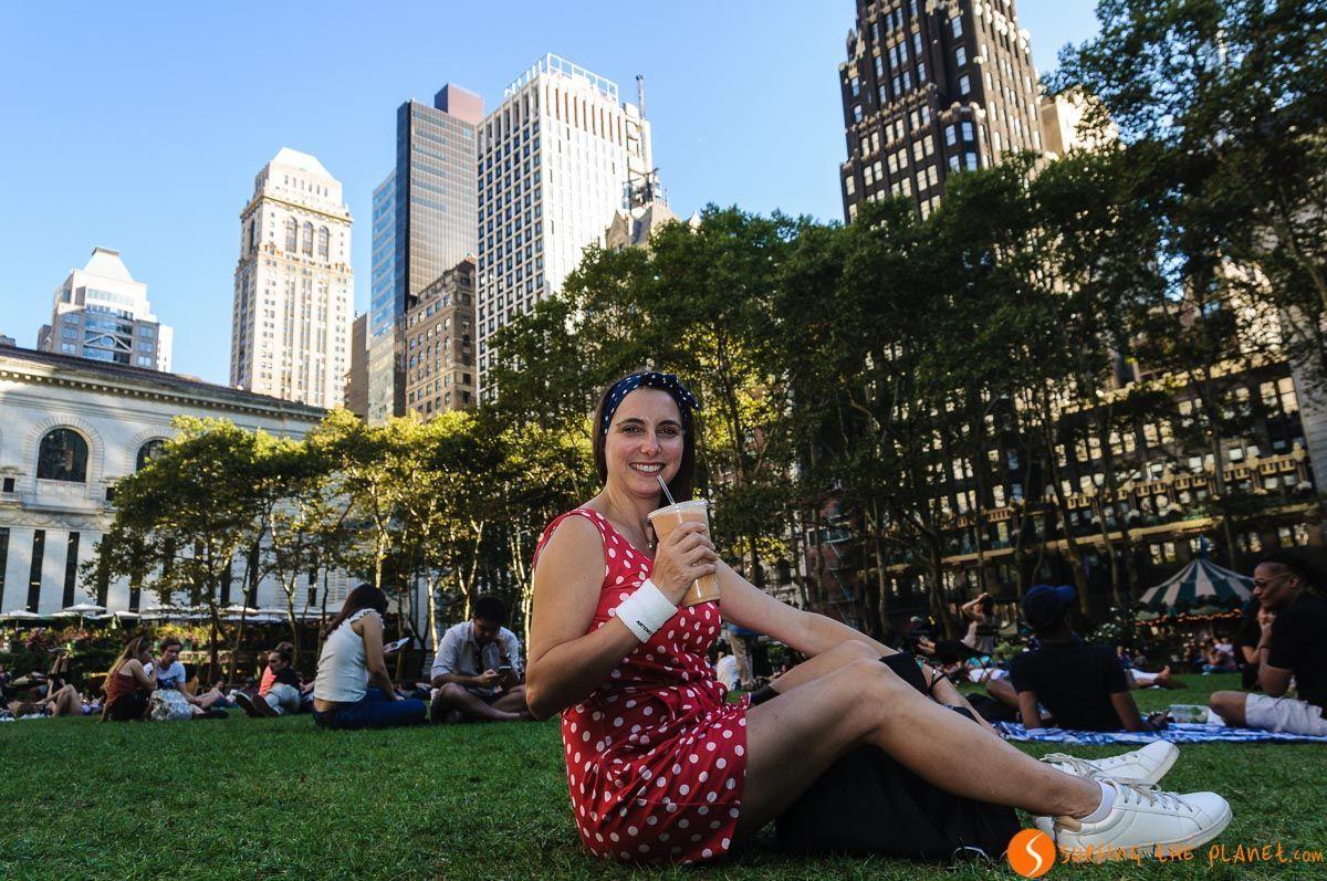 Bryant Park, Midtown, Nueva York, Estados Unidos | Qué visitar en Midtown Manhattan