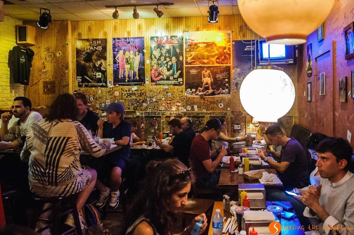Burger Joint, Midtown, Nueva York, Estados Unidos |Dónde comer en Midtown Manhattan