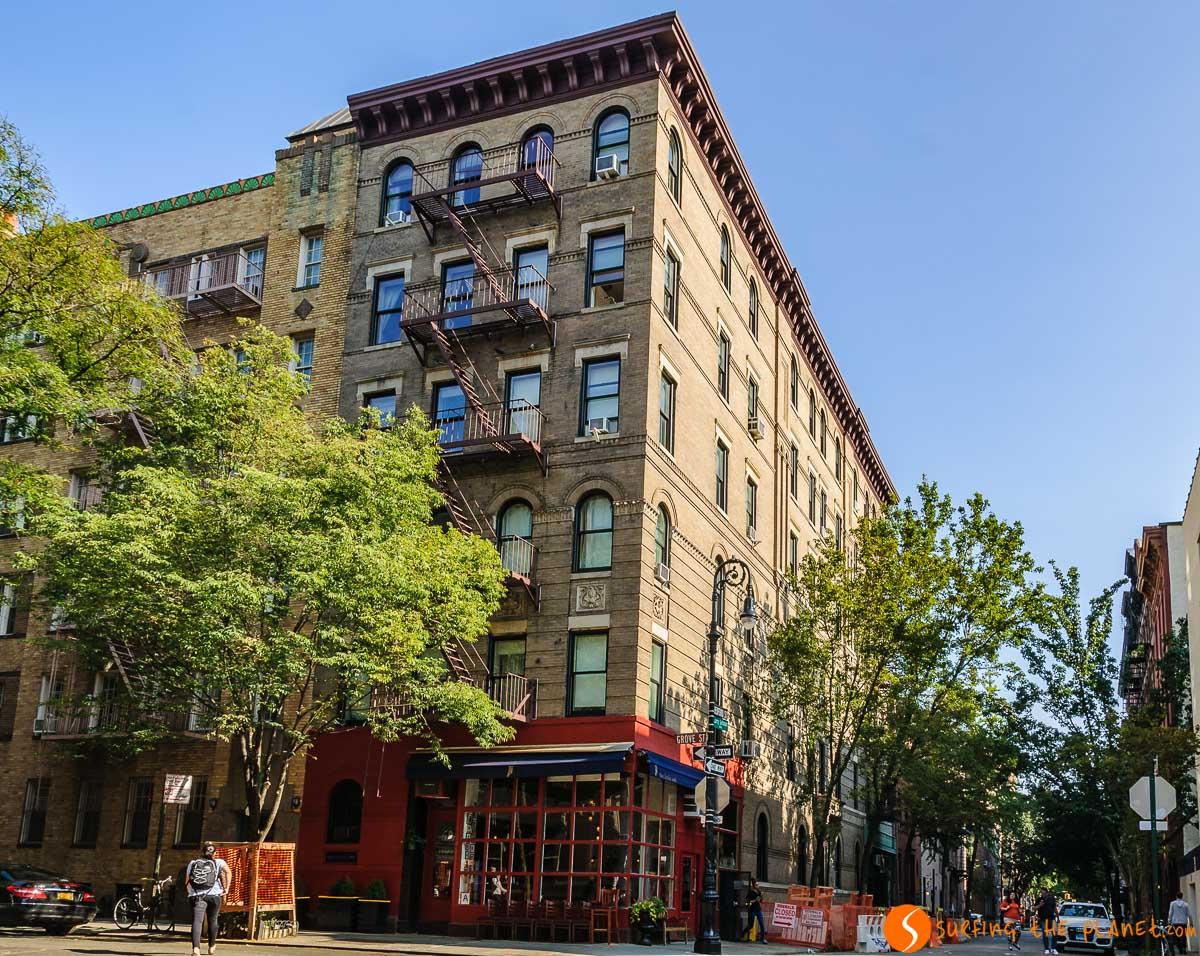 Friends House, Greenwich Village, The Village, Nueva York, Estados Unidos | Qué visitar en The Village