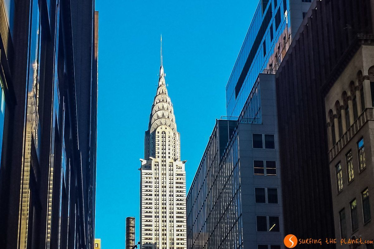 Chrysler Building, Midtown, Nueva York, Estados Unidos | Lo mejor que hacer en Midtown Manhattan