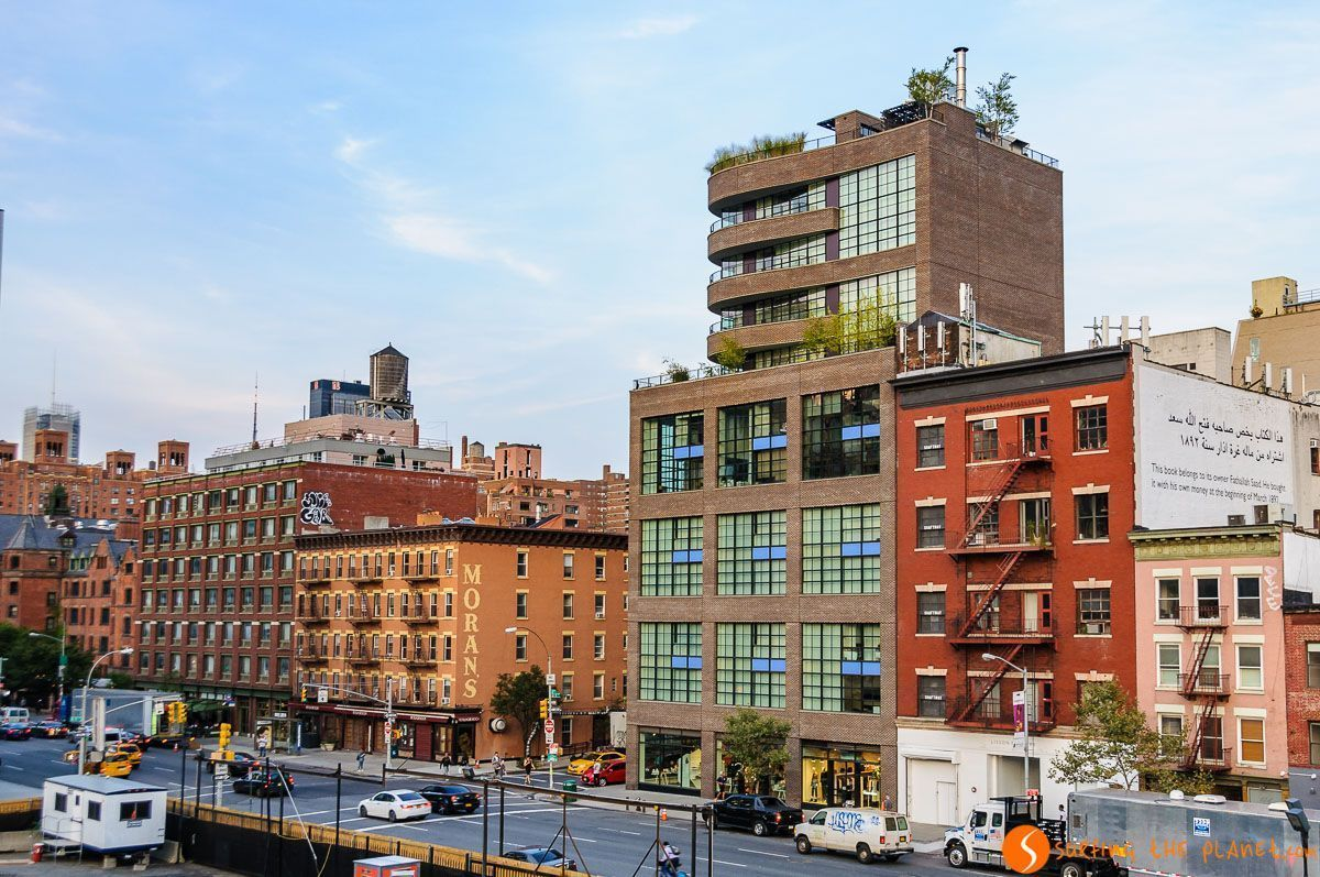 Edificios, Barrio de Chelsea, Nueva York, Estados Unidos   Barrios que visitar en Lower Manhattan y Midtown