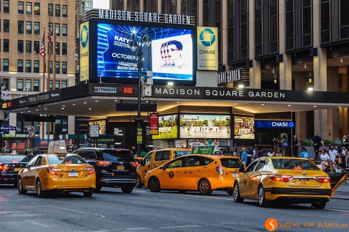 Madison Square Garden, Midtown, Nueva York, Estados Unidos | Qué ver y hacer en Midtown Manhattan en 1 día