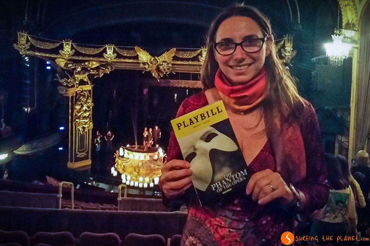 Musical en el Broadway, Midtown, Nueva York, Estados Unidos | Qué hacer en Midtown Manhattan