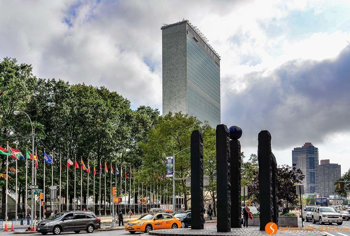 Naciones Unidas, Midtown, Nueva York, Estados Unidos