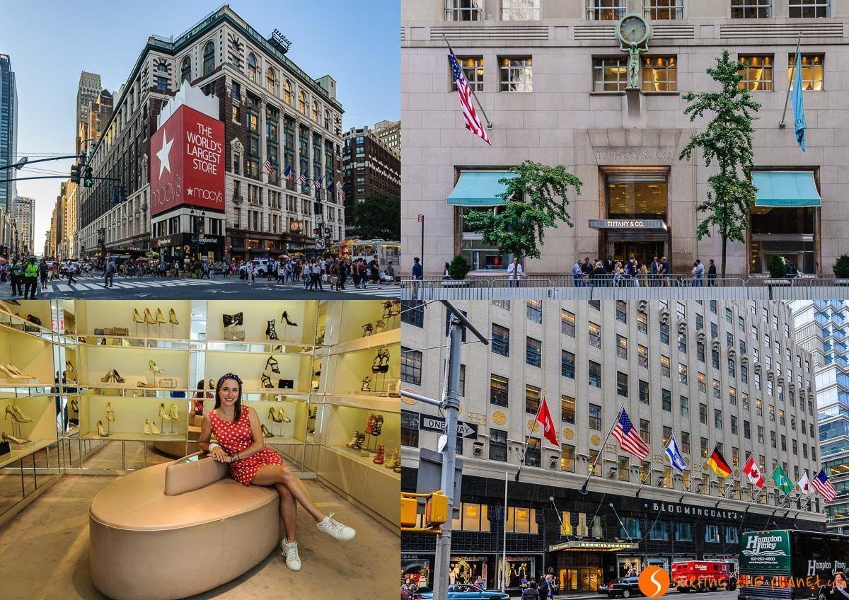 De compras en Midtown, Nueva York, Estados Unidos | Dónde ir de compras en Midtown Manhattan